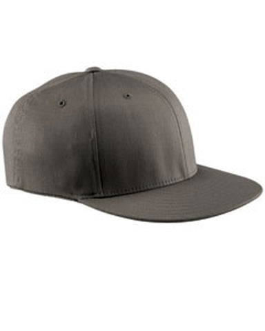 Dark Grey, Flexfit, Wooly Twill, Pro Baseball, On-Field Shape, Cap