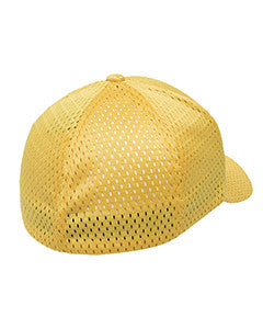 Gold Athletic Mesh