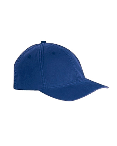 Royal, Flexfit, Garment-Washed, Cotton, Cap