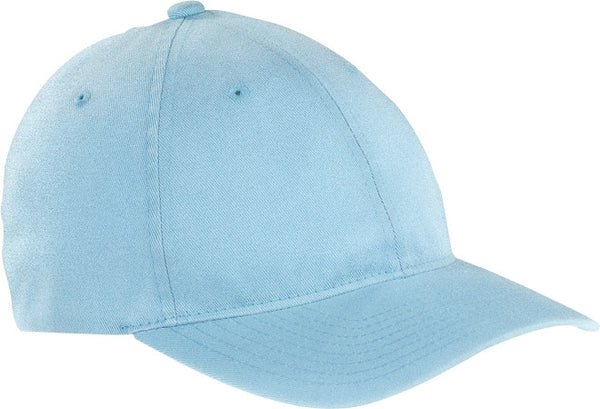 light blue, Flexfit, Garment-Washed, Cotton, Cap