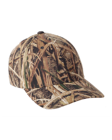 Shadow Grass, Flexfit, Mossy Oak®, Camo, Hats