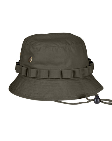 Olive, Ripstop, Boonie Hat