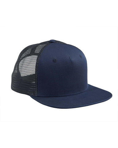 Navy on Navy,Surfer, Trucker, Snap Back, Cap