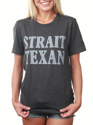 Strait Texan Dark Charcoal Grey