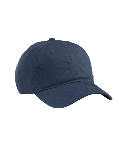 Pacific Blue, Organic, Cotton Twill, Unstructured, Baseball Hat