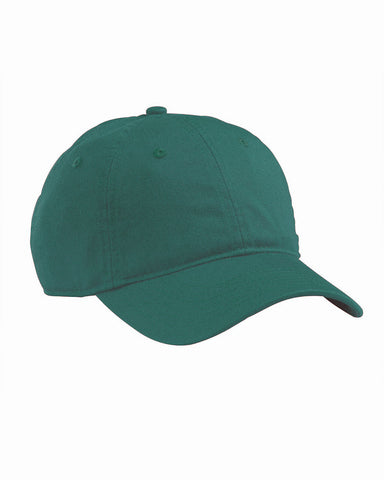 Emerald Forest, Organic, Cotton Twill, Unstructured, Baseball Hat