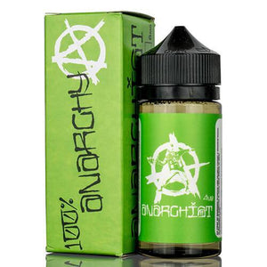 Anarchist E-Liquid - Green