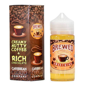 Caribbean Cloud Company eJuice - Brewed Awakening