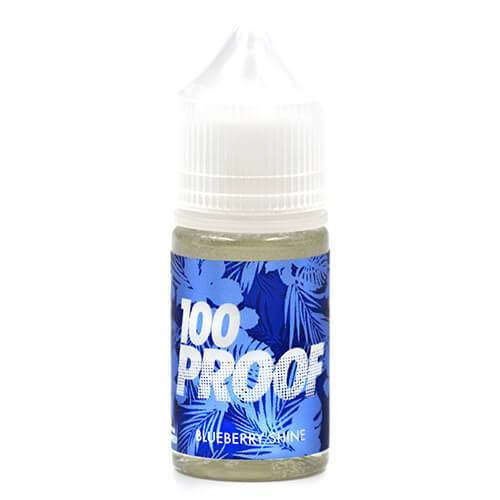 100 Proof Vape Co - Blueberry Shine