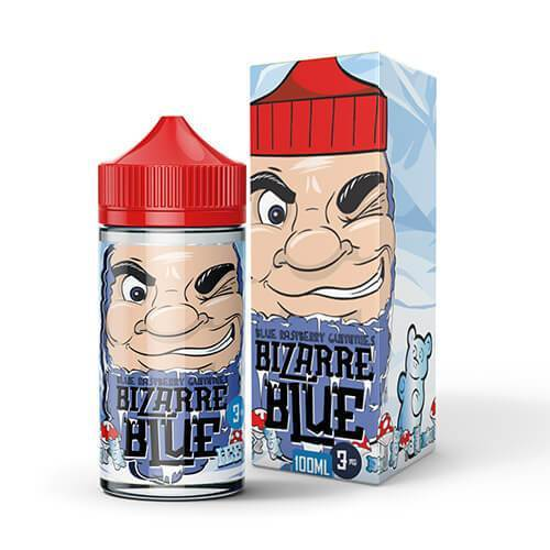 Bizarre Blue ICE by Liquid EFX Vape - Blue Raspberry Gummies