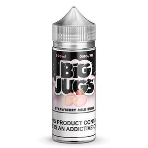 Big Jugs E-Juice - Strawberry Milk Buns