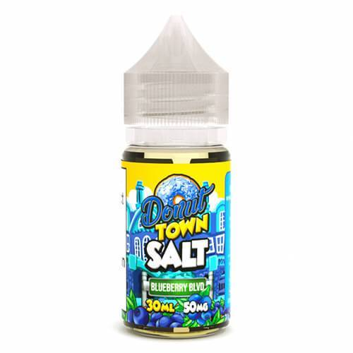 Donut Town Salts - Blueberry Boulevard Salts