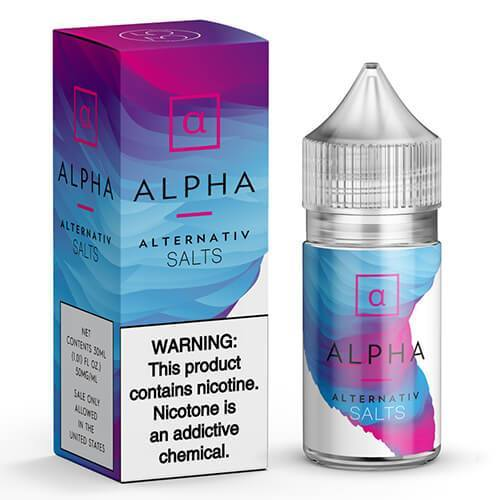 Alternativ Salts eLiquid - Alpha