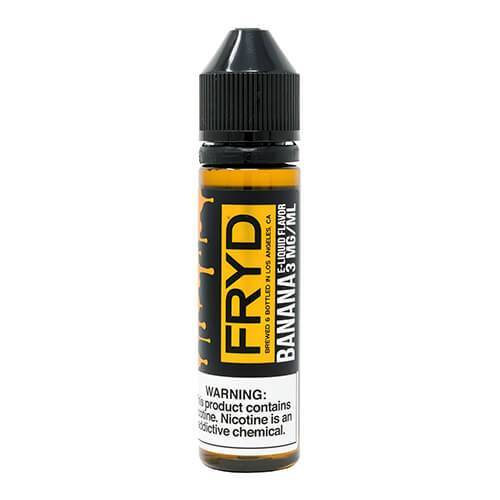 FRYD Premium E-Liquid - Fried Banana