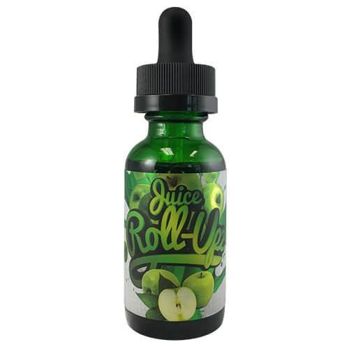 Juice Roll Upz E-Liquid - Green Apple