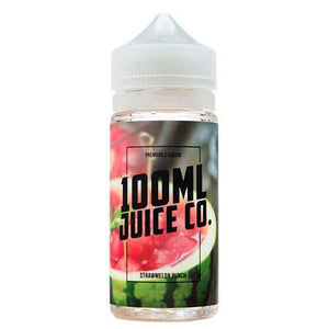 100ml Juice Co - Strawmelon Punch