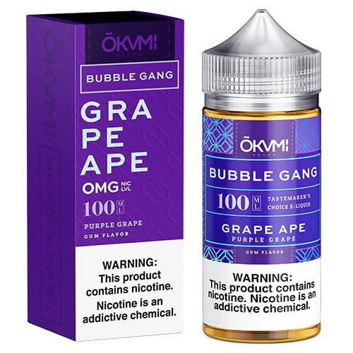 Bubble Gang E-Liquid - Grape Ape