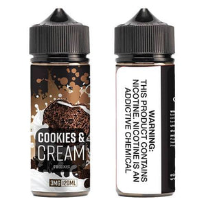OOO E-Juice - Cookies & Cream