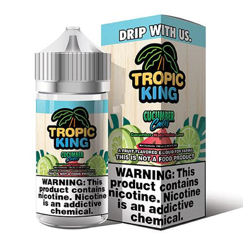 Tropic King eJuice - Cucumber Cooler