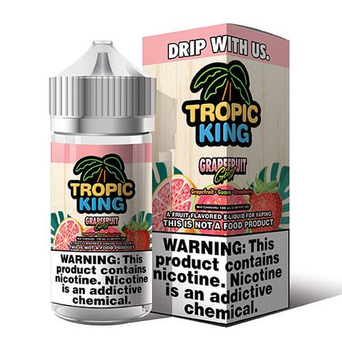 Tropic King eJuice - Grapefruit Gust
