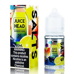 Juice Head SALTS - Blueberry Lemon