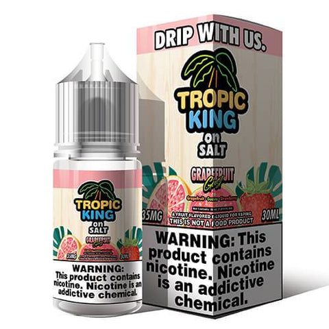 Tropic King eJuice On Salt - Grapefruit Gust Salt