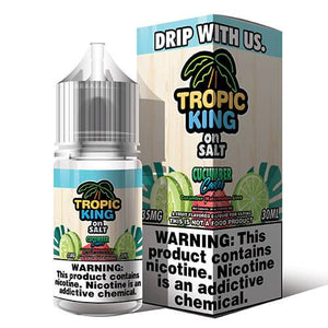 Tropic King eJuice On Salt - Cucumber Cooler Salt