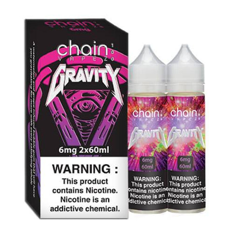 Chain Vapez eJuice - Gravity