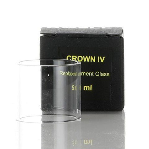 Uwell Crown 4 IV Replacement Glass Tube (5ml)