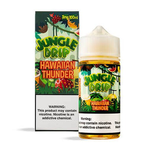 Jungle Drip eLiquid - Hawaiian Thunder