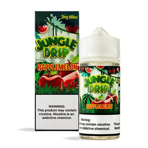 Jungle Drip eLiquid - Rapplemelon
