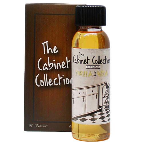 The Cabinet Collection eJuice - Thrilla in the Nilla