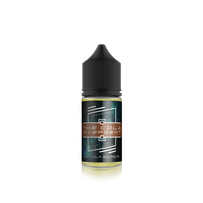 Base Zero - The Cola Divergent 2.01 - Bourbon Cola 20ml Shortfill