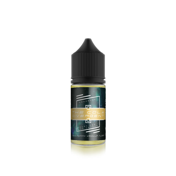 Cola Divergent - Creamy Vanilla Float 20ml Shortfill