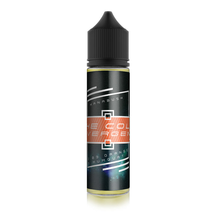 The Cola Divergent - Orange and Kumquat Cola 50ml Shortfill
