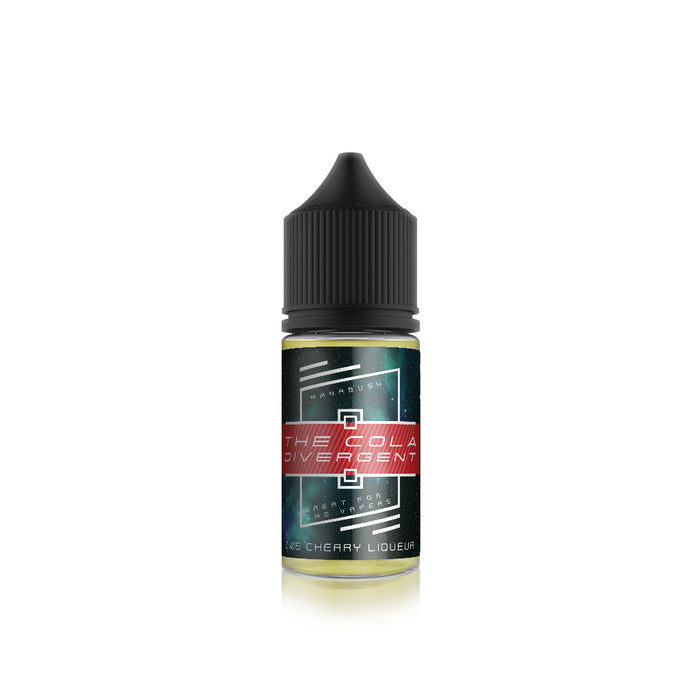 The Cola Divergent - Cherry Liqueur Cola 20ml Shortfill
