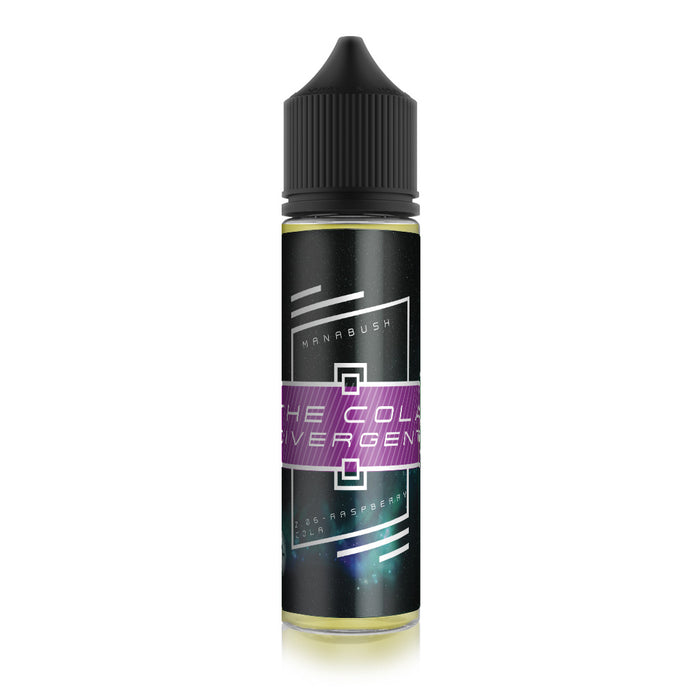 The Cola Divergent - Raspberry Cola 50ml Shortfill