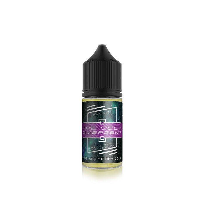 The Cola Divergent - Raspberry Cola 20ml Shortfill