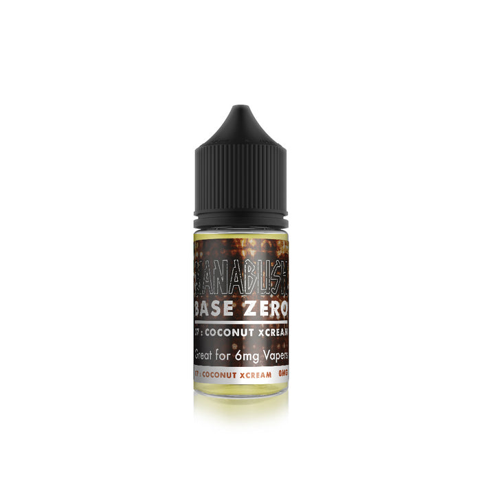 Base Zero 07 - Coconut xCream - 30ml