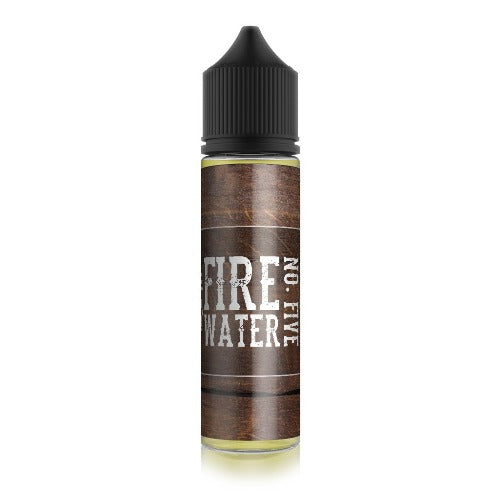 Firewater No.Five Eliquid Shortfill 50ml and 100ml