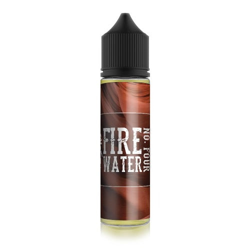 Firewater No.Four Eliquid Shortfills 50ml and 100ml