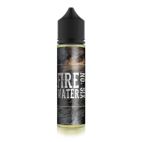 Firewater No.Six Eliquid Shortfill 50ml and 100ml