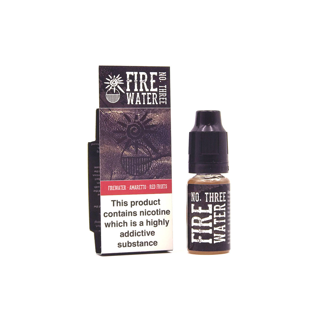 Firewater No.Three 10ml Pack