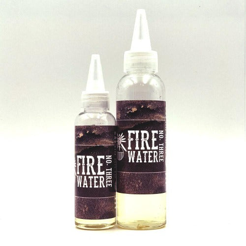 FireWater No.Three Shortfills
