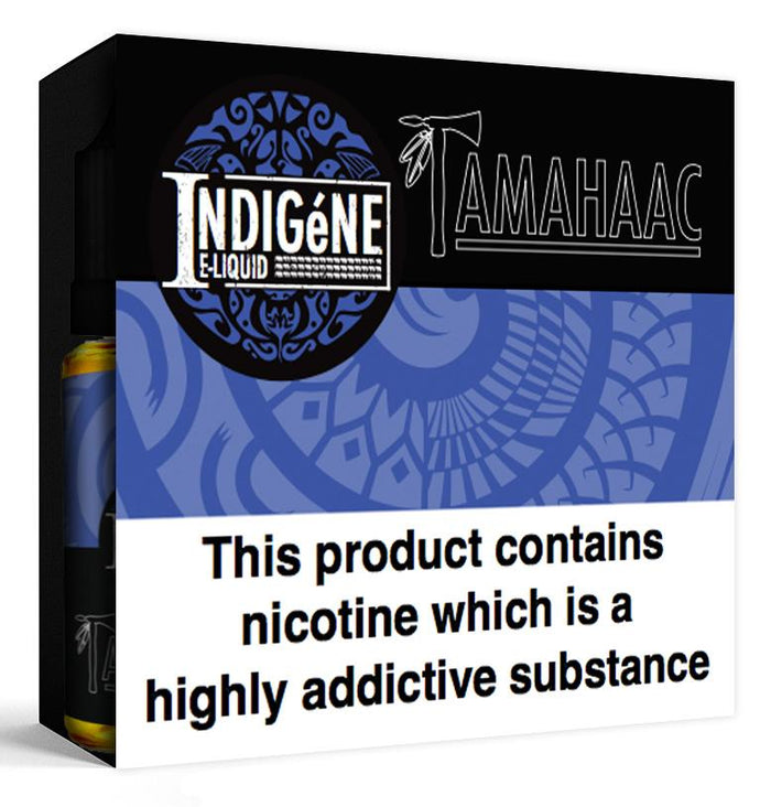 Tamahaac by Indigéne Eliquid - 30ml