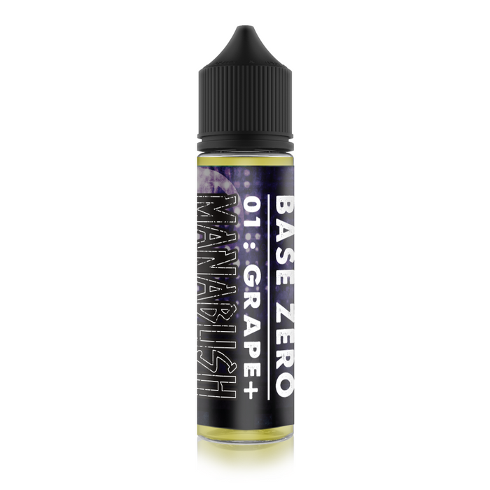 Base Zero - 001 - Grape+ 50ml