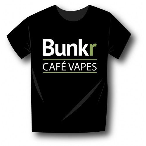 Bunkr T-shirt - Apple Strudel Green