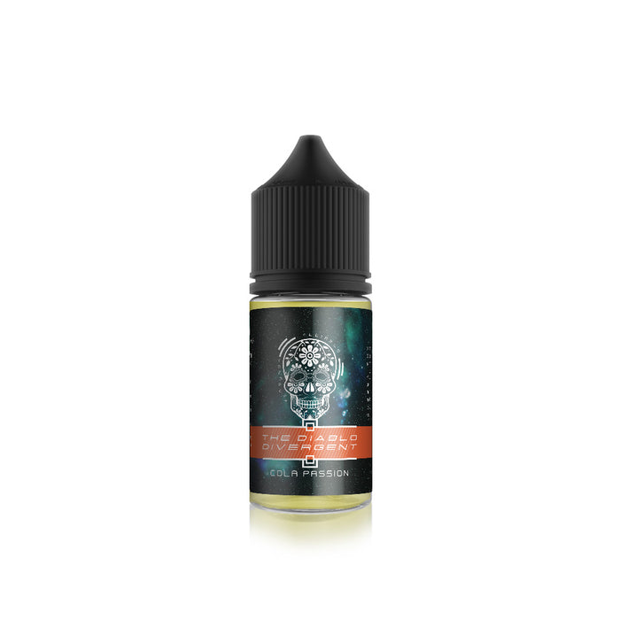 The Diablo Divergent - A Manabush and El Diablo Collaboration - Cola Passion 20ml Shortfill for 6mg Vapers
