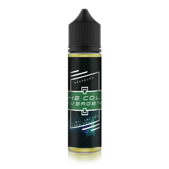 Manabush - The Cola Divergent - 2.02 Cactus Jackfruit 50ml Shortfill
