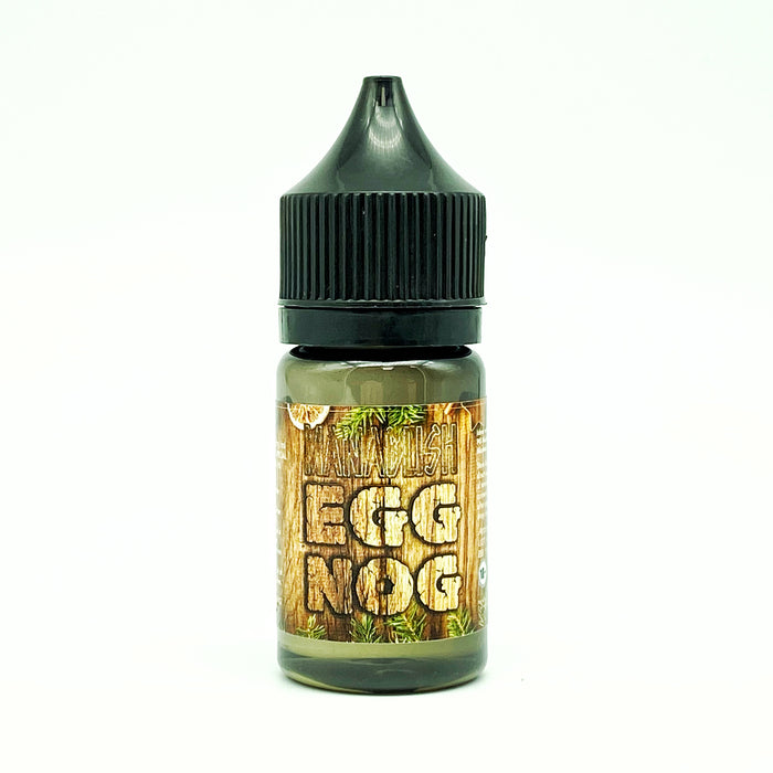 Manabush Eggnog Seasonal eliquid - 30ml Shortfill